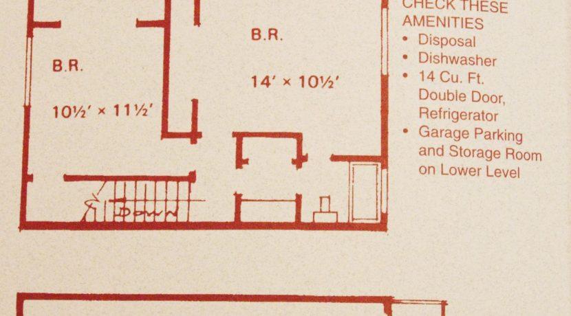 oakcrest floorplans F