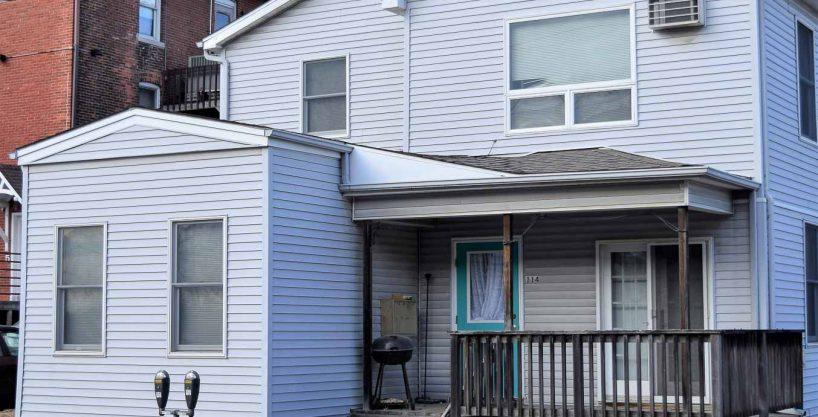 114 wright street - iowa city - j and j apartments