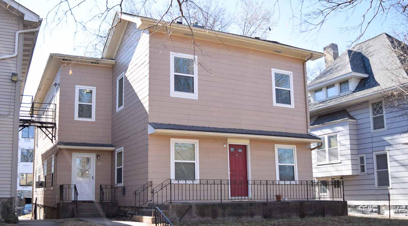 411 E. Jefferson St. #6 – 1 Bedroom
