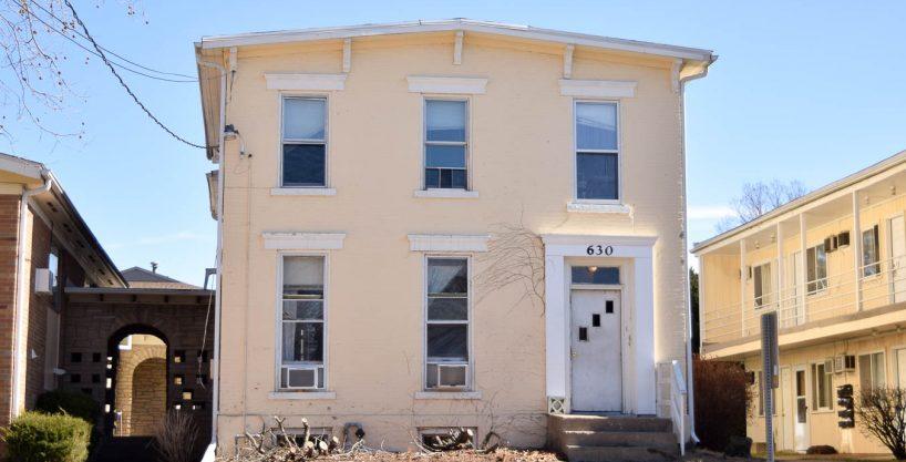 630 south johnson street - iowa city j and j apartments