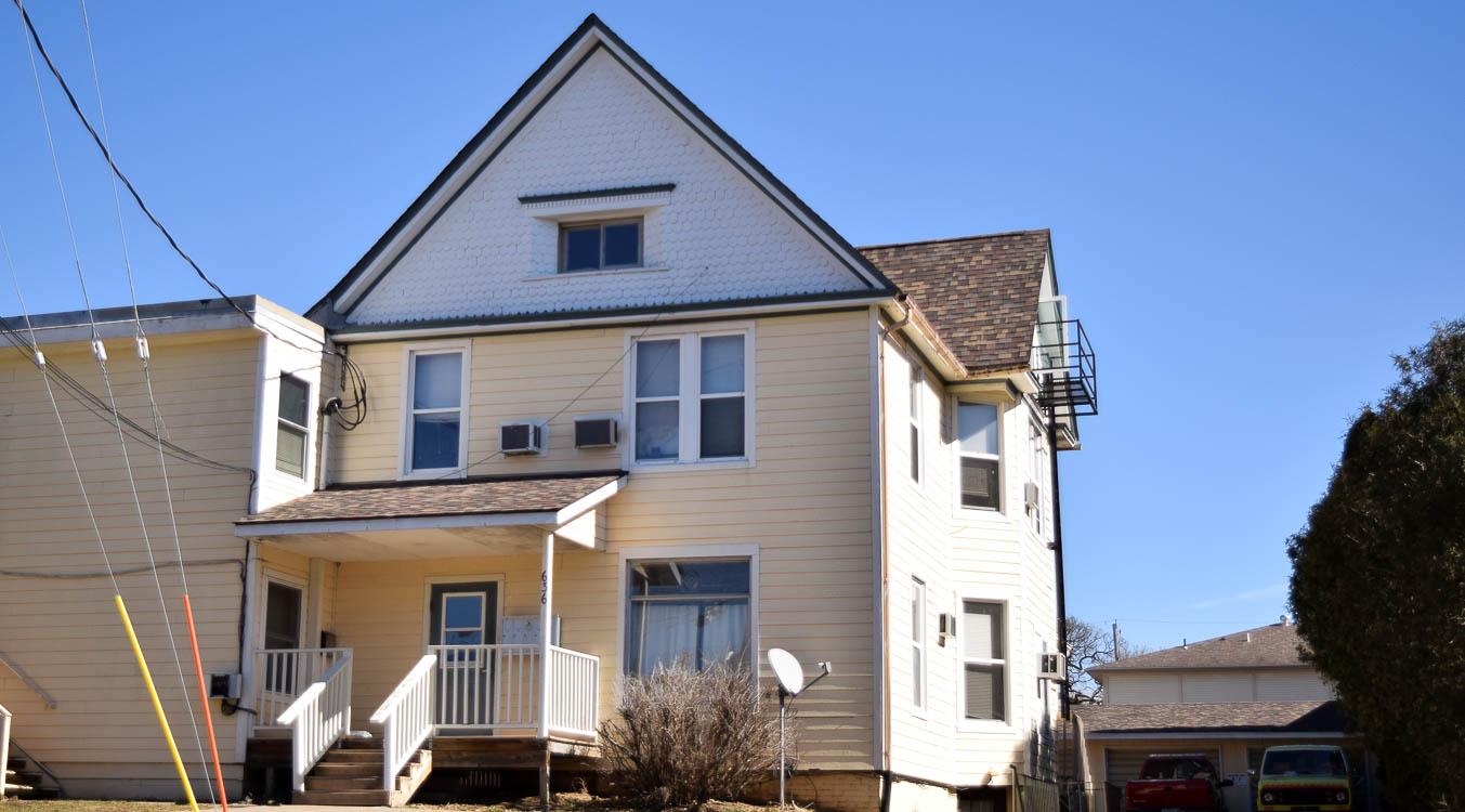 636 S. Johnson St. #4 – 4 Bedroom