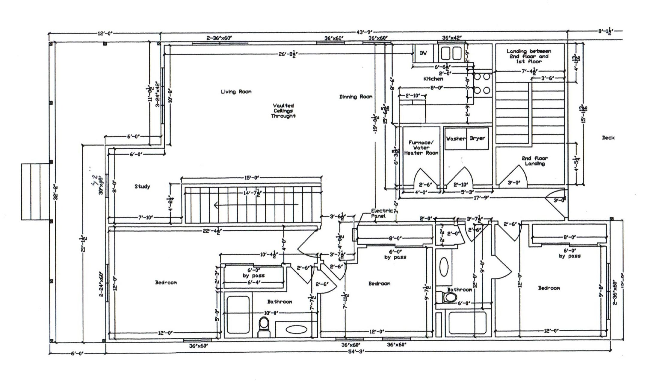 915 E Washington St 3 Bedroom J J Real Estate
